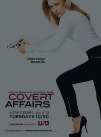 Covert Affairs - Click to visit Official Site
